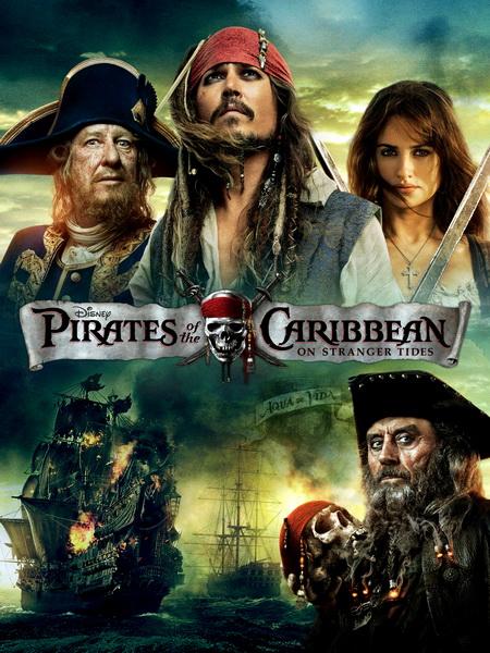 Пираты карибского моря 4 скачать торрент в хорошем качестве.